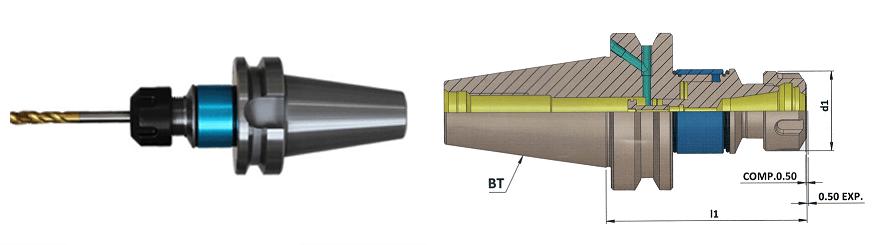 BT50 MLC